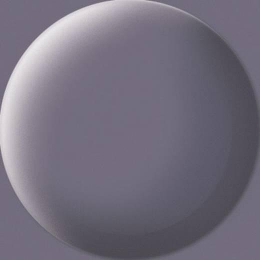 Revell 36177 Aqua Color verf Stof-grijs (mat) Kleurcode: 77 RAL-kleurcode: 7012 Doos 18 ml