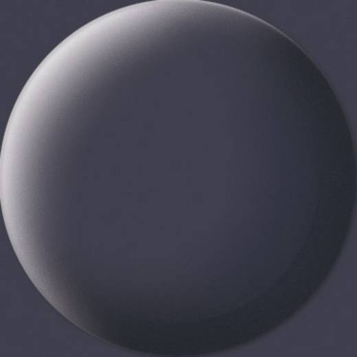 Revell 36178 Aqua Color verf Pantser-grijs (mat) Kleurcode: 78 RAL-kleurcode: 7024 Doos 18 ml