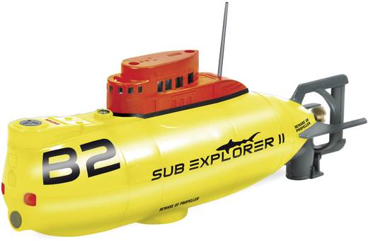 T2M onderzeeër Sub Explorer II met afstandsbediening (T614)