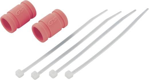 Siliconen verbinding (Ø x l) 20 mm x 32 mm Neon-rood Reely Geschikt voor: 2,49 - 2,95 cm³ nitromotoren 1 stuks