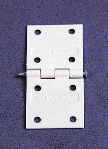 Scharnier Rechthoekig Polyamide Kavan (l x b) 34 mm x 16 mm 1 set
