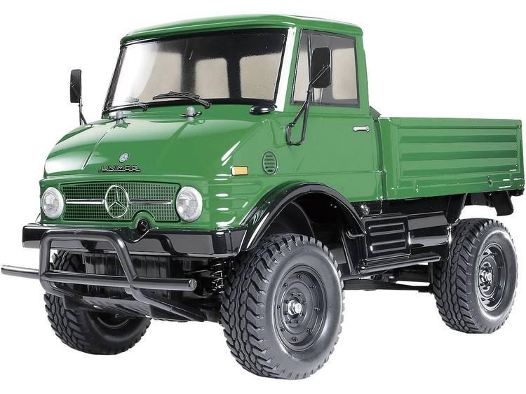Tamiya Unimog 406 Brushed 1:10 RC auto Elektro Crawler 4WD Bouwpakket