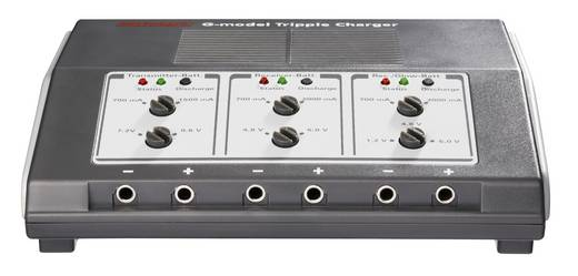 VOLTCRAFT Modelbouw oplader 12 V 5.5 A NiCd, NiMH