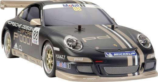 Tamiya Porsche 911 GT3 Cup VIP 2007 Brushed 1:10 RC auto Elektro Straatmodel 4WD Bouwpakket