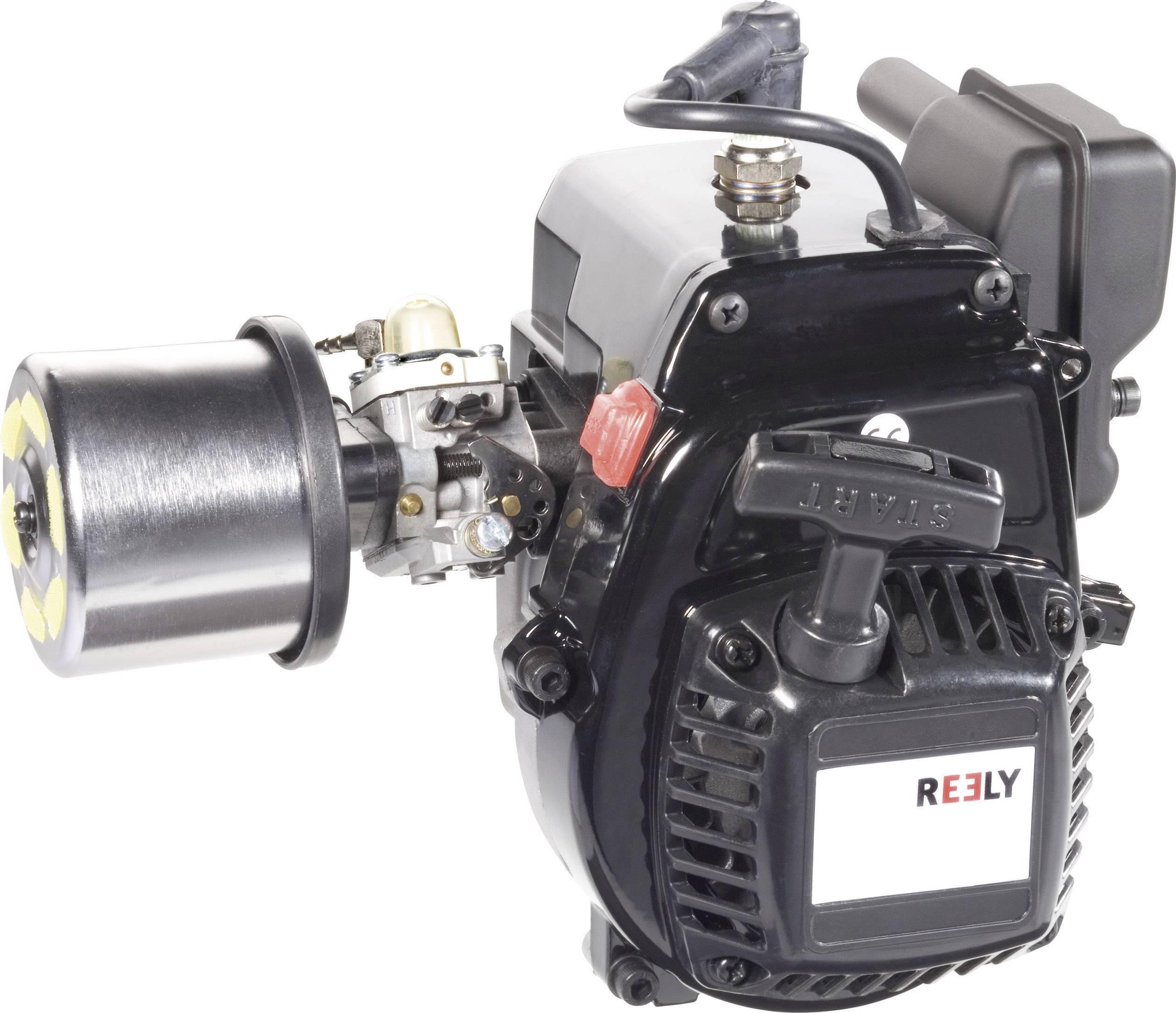 Reely CF-26 Benzine 2-takt automotor 26 cm³ 1.6 pk 1.18 kW