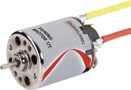 Modelcraft Tuning Brushed elektromotor voor auto's 25860 omw/min Aantal windingen (turns): 17