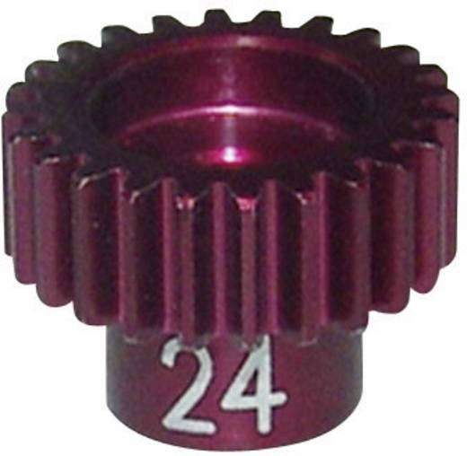 Reely EL0241 Aluminium motorpignon 24 tanden