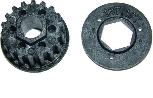 Reely VX22818 Tandriemschijf 18 tanden