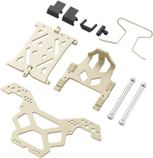 Reely H001/2/3/10/11/P007B Chassis-set