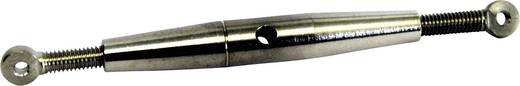 Precisie-spanslot (Ø x l) 5 mm x 36 mm Aluminium Modelcraft 11268 5 stuks