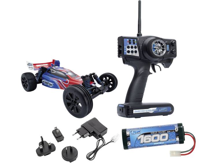 LRP Electronic S10 Twister Brushed 1:10 RC auto Elektro Buggy 2WD RTR 2.4 GHz