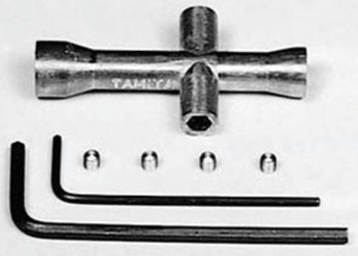 Tamiya 50038 Reserve-onderdeel Tamiya gereedschapsset universeel