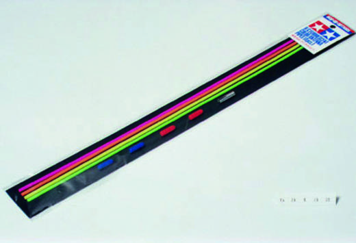 Reserveonderdeel Tamiya 53132 Antennebuisje fluorescerend<b