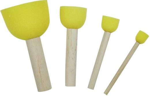 4-delige set sponspenselen grootte 1 set