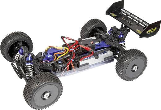 Carson Modellsport Destroyer Line BL 4S 1:8 Brushless RC auto Elektro Buggy 4WD RTR 2,4 GHz