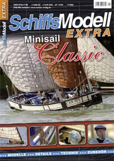Sonderheft Schiffsmodell - Minisail Classic (42-2011-01)