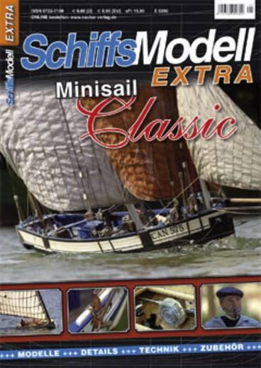 Sonderheft Schiffsmodell - Minisail Classic Aantal pagina's: 140 bladzijden (42-2011-01)