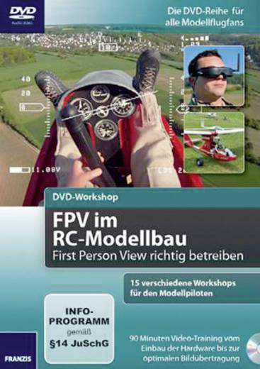 DVD-Workshop: FPV im Modellbau richtig betreiben (Duitstalig)