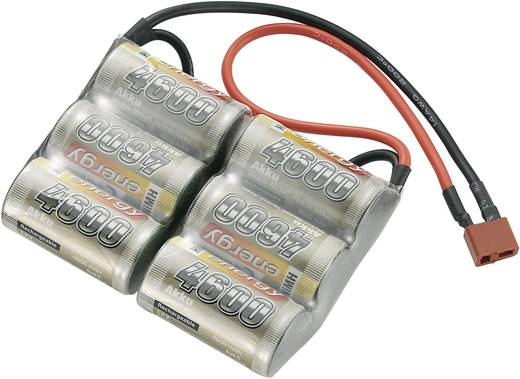 NiMH accupack 7.2 V 4600 mAh Conrad energy Side by Side T-bussen