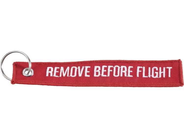 Reely sleutelhanger Remove before flight