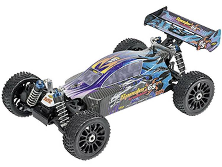 Carson Specter 6S Brushless 1:8 RC auto Elektro Buggy 4WD RTR 2.4 GHz