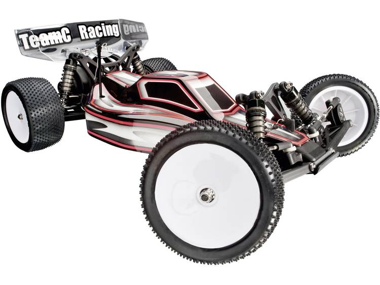 Team C TC02E Evo 1:10 RC auto Elektro Buggy 2WD Bouwpakket