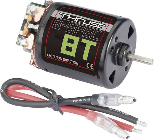 Absima Thrust B-SPEC Brushed elektromotor voor auto's 5300 omw/min Aantal windingen (turns): 80