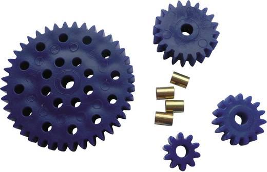 Modelcraft Educatief tandwielassortiment Soort module 1.0 Boordiameter 3.9 mm