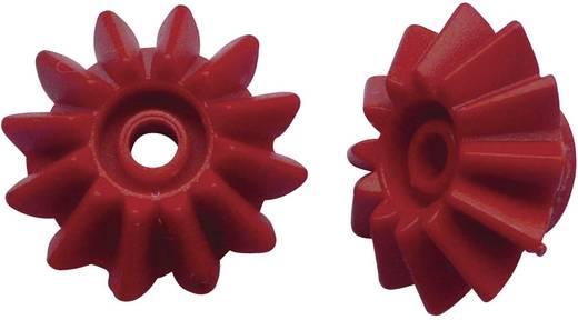 Modelcraft Conische tandwielen educatief Soort module 1.0 Boordiameter 2.9 mm Aantal tanden 12