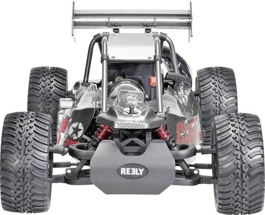 Reely Carbon Fighter III 1:6 RC auto Benzine Buggy Achterwielaandrijving RTR 2,4 GHz
