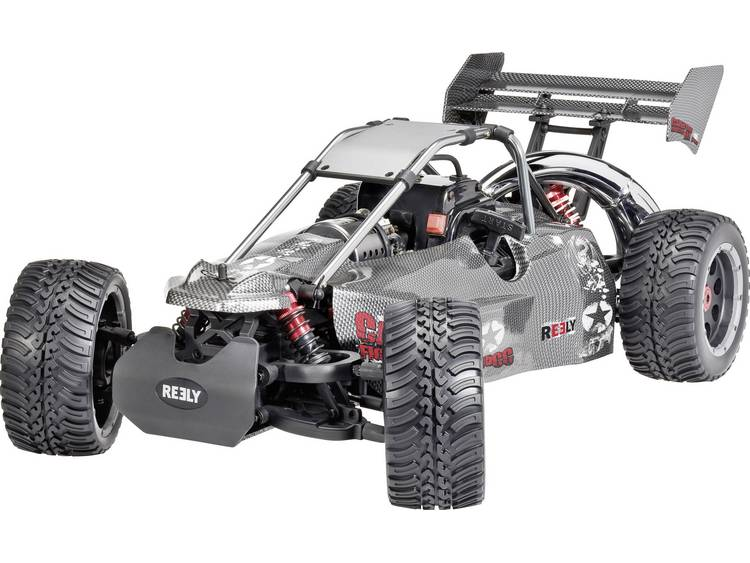 Reely Carbon Fighter III 1:6 RC auto Benzine Buggy 2WD RTR 2.4 GHz