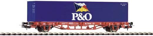 """H0 Piko containerwagen """"P&O"""" DB Cargo"""