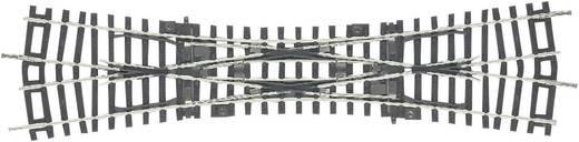H0 Piko A-rails 55224 Engels wissel 239.07 mm