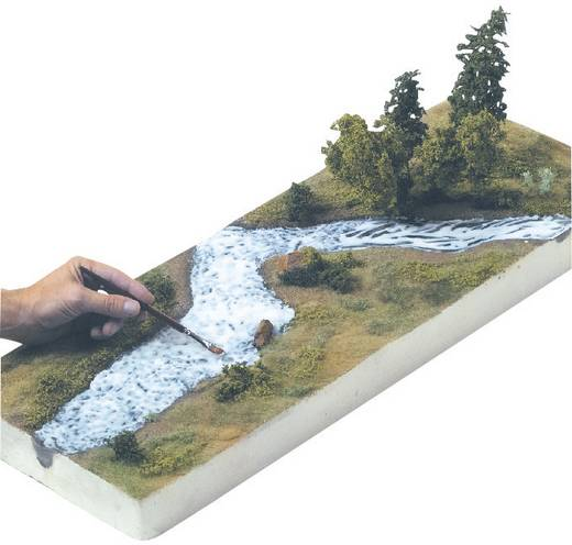 Modelspoorwater 1 set MBZ