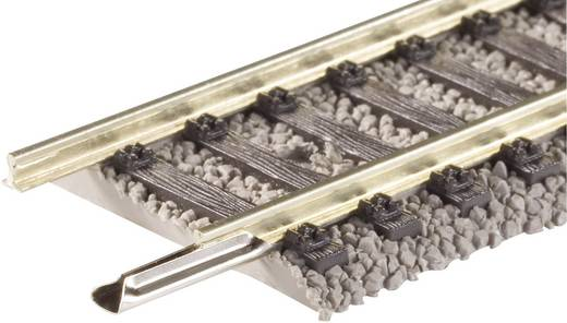 Fleischmann Profi-rails 6436 H0 Metalen railverbindingsset voor flexrails (20 stuks)