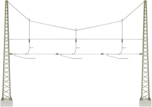 H0 Viessmann 4162 Bovenleidingportaal 3 sporen Universeel 1 stuks