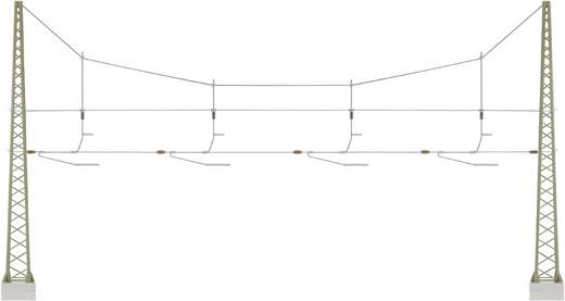 H0 Viessmann 4163 Bovenleidingportaal 4 sporen Universeel 1 stuks