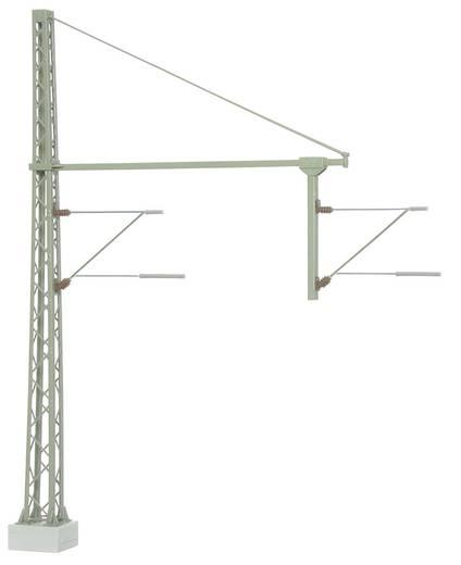N Bovenleidingmast met arm 2 sporen Viessmann 4360 1 stuks