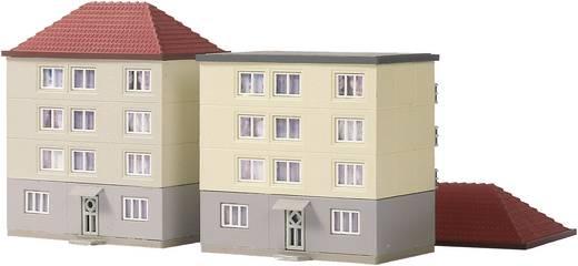 Auhagen 14464 N 2 kleine flatgebouwen