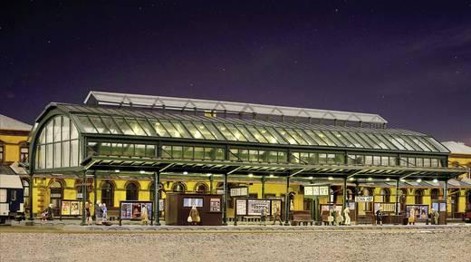 Kibri 39565 H0 Stationsoverkapping Bonn