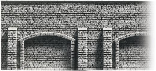 N Muur met metselwerk Metselwerk NOCH 34848