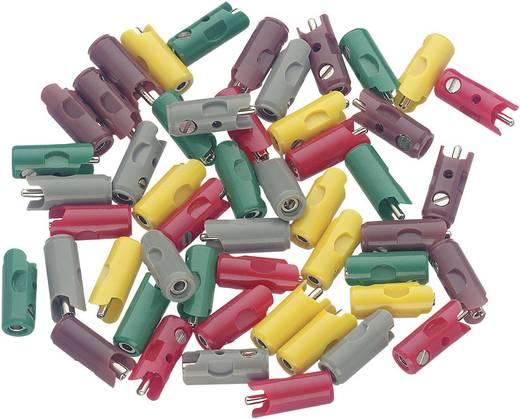 Märklin 71400 Modelspoor stekkers en moffen 100 stuks Veelkleurig gesorteerd