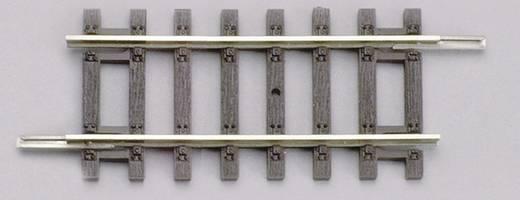 Piko H0 A-rails 55204 H0 Rechte rails G107 (6 stuks)