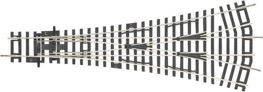 Piko H0 A-rails 55225 H0 Driewegwissel (1 stuks)