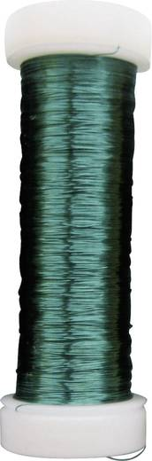 Koperlakdraad 1 x 0.15 mm Groen Mayerhofer Modellbau 40514