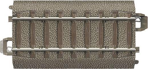 TRIX H0 C-rails 62071 H0 Rechte rails (10 stuks)
