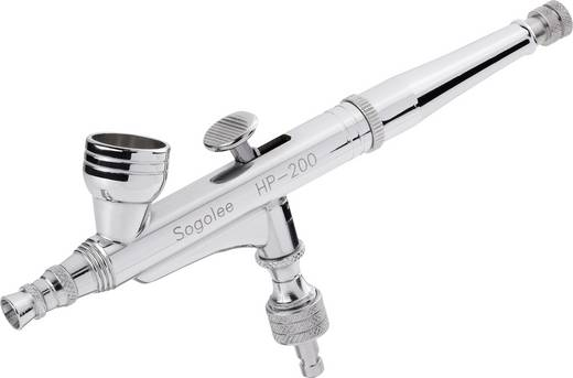 Double action Airbrush pistool HP-200 Monds