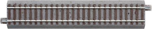 H0 Roco GeoLine (met ballastbed) 61111 Rechte rails 185 mm<