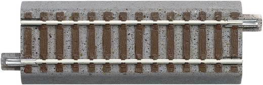 H0 Roco GeoLine (met ballastbed) 61113 Rechte rails 100 mm<