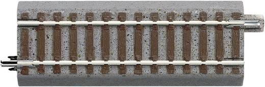 H0 Roco GeoLine (met ballastbed) 61120 Overgangsrails, Recht